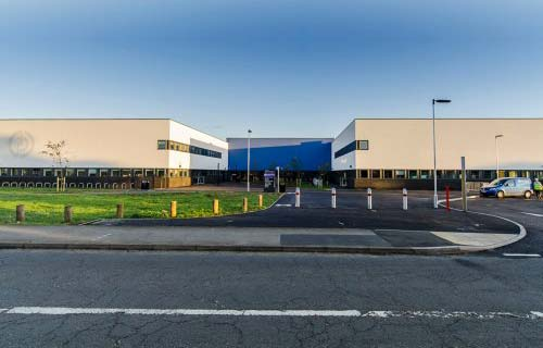 Ipswich Academy – £170,000 USC Project complete