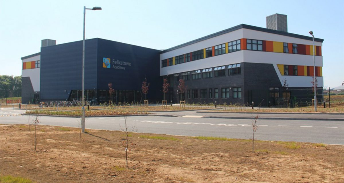 Ipswich and Felixstowe Academies, Suffolk