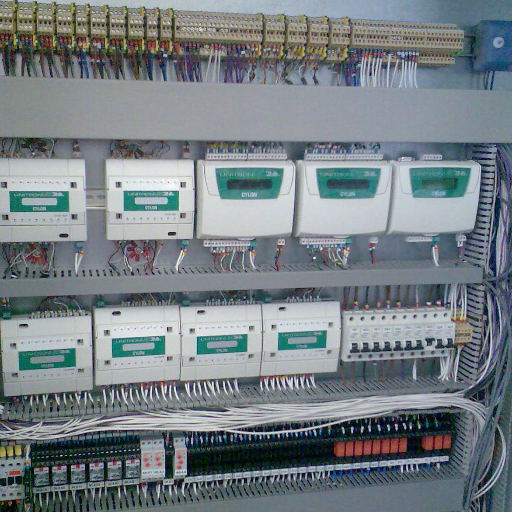 Control Panel Manufacture | Universal Systems Controls
